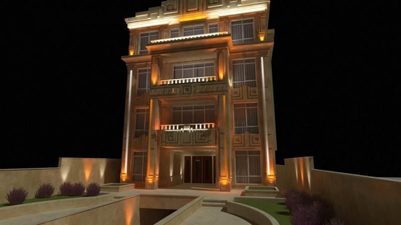 هنر نورپردازی در معماری